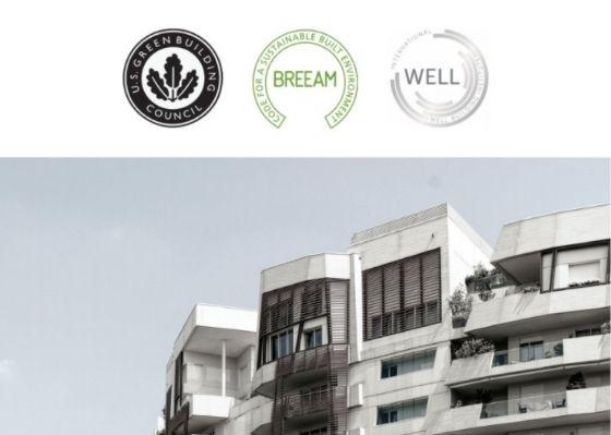 certifications LEED, BREEAM et WELL Alpac